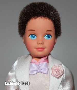 1993 Barbie Dream Wedding Todd