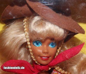 1993 Dolls of the World - Australian Barbie #3626