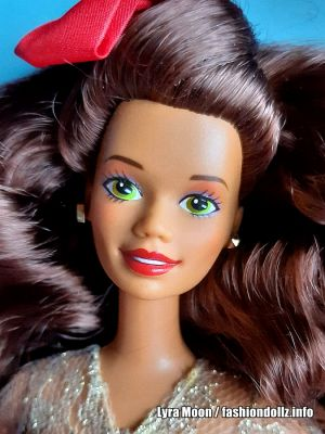 1992 Radiant in Red Barbie AA #4113