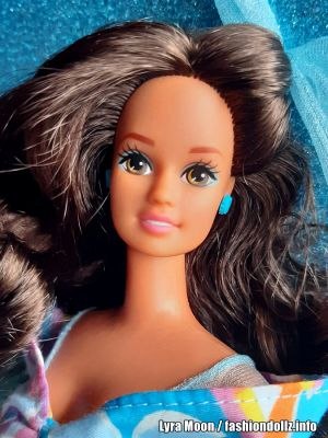 1993 Special Expressions Barbie, Hispanic #10050