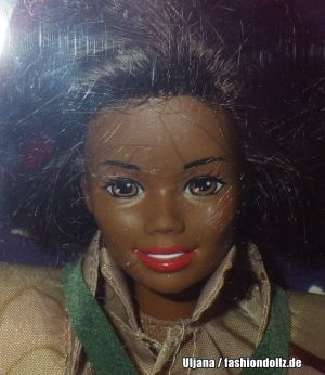 1993 Stars 'n Stripes Collection - Army Barbie #5618