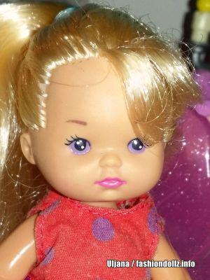 1993 Barbie Li'l Friends - Girl, blonde