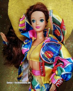1993 Barbie Sea Holiday Midge  #5476