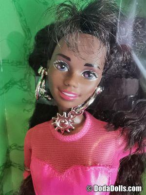 1993 Earring Magic Barbie AA #2374
