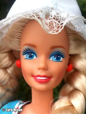 1994 Dolls of the World - Dutch Barbie #11104