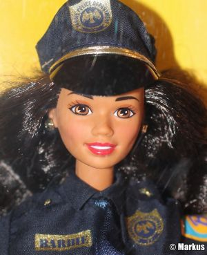 1994 Police Officer Barbie AA #10689