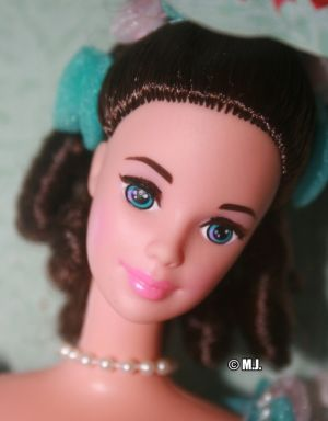 1994 The Great Eras Collection - Southern Belle Barbie #11478