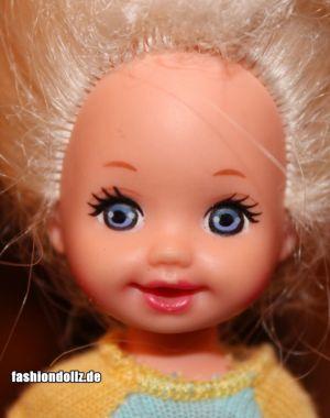 1995  Kelly Baby Sister of Barbie #12489