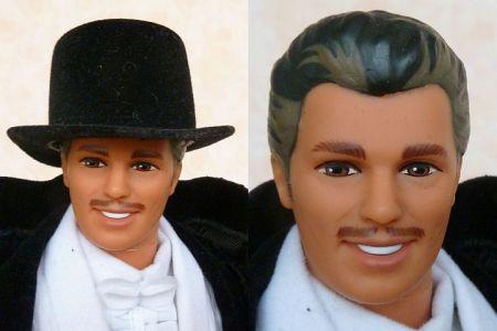 1995 Ken as Rhett Butler - Gone with the Wind