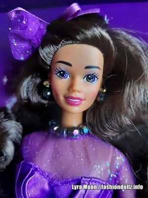 1995 Purple Passion Barbie #13554