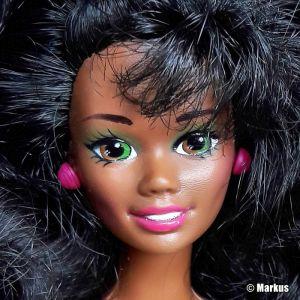 1995 Ruffle Fun / Riviera Barbie AA #12435