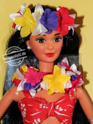 1995 Dolls of the World - Polynesian  Barbie #12700