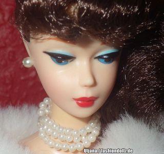 1996 Enchanted Evening Barbie, brunette Repro #14992