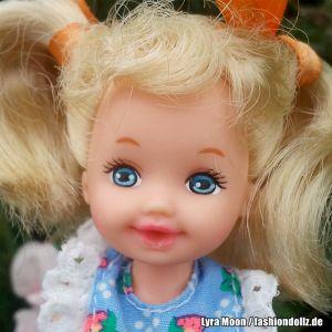 1996 Shoppin' Fun Barbie & Kelly #15756