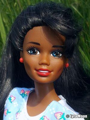 1996 Shoppin' Fun Barbie & Kelly AA #15757
