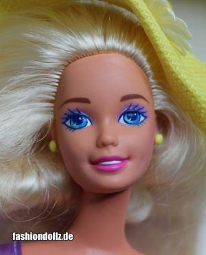 1996 Spring Blossom Barbie 1. Ed. #15201 Avon Exclusive