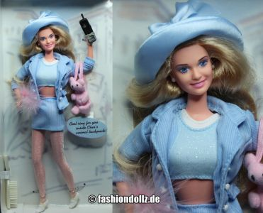 1996 Clueless Cher Barbie     #17036
