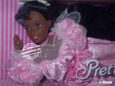 1996 Pretty Dreams / Träum Süß Barbie AA #13630