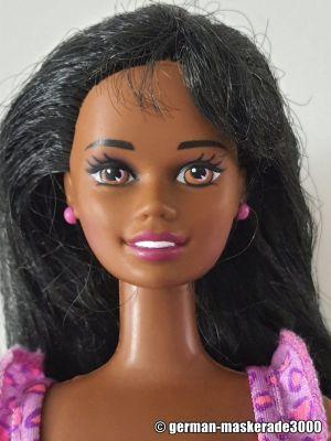 1996 Pretty Hearts Barbie AA #14472