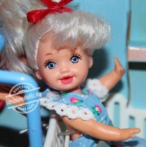 1996 Shoppin' Fun Barbie & Kelly Set  #15756