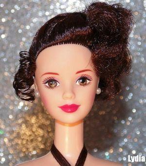 1997 Holiday Tradition - Holiday Homecoming Barbie #17094 Hallmark