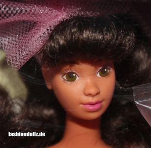1987 My First Ballerina Barbie, Hispanic #1801