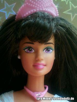 1997 My First Jewelry Fun / Meine Erste Juwelen Spaß Barbie, brunette #16007
