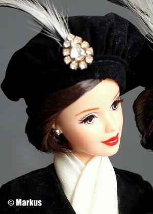 1997 Romantic Interlude Barbie #17136 by Ann Driskill
