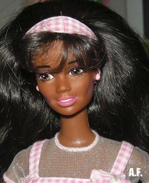 1997 Spring Petals Barbie AA - Avon Exclusive #16871