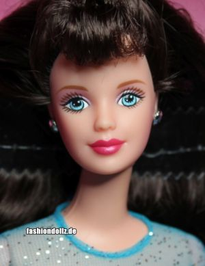 1998 Starlight Carousel Barbie #19708 K.B. Toys Special Edition