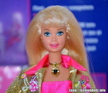 1997 Talk with me Barbie #17350