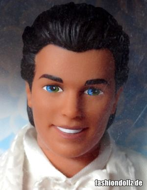 1997 Wedding Fantasy Barbie & Ken Giftset, Toys R Us Special Edition #17243