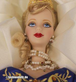 1997 Fabergé Imperial Elegance Barbie #15000