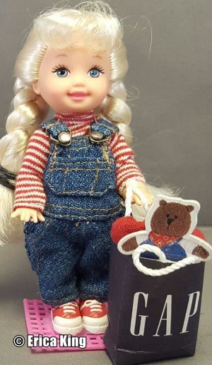 1997 Gap Barbie & Kelly Set #18547