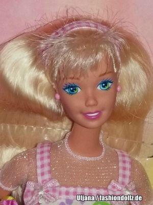 1997 Spring Petals Barbie #16746 Avon Exclusive