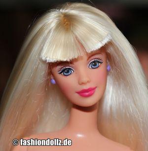 1998 Bead Blast / Trend Frisuren Barbie, blonde #18888