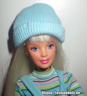 1998 Cool Blue / Cool Colours Barbie #20122