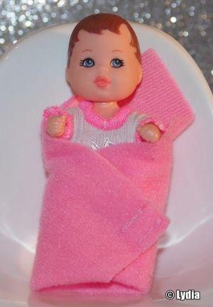 1998 Cool Sitter Teen Skipper - Baby Girl  #20334