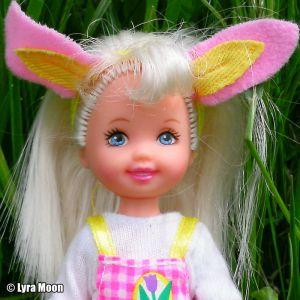 1998  Easter Egg Hunt Barbie & Kelly #19014