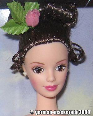 1998 Fair Valentine Barbie #18091 Special Edition