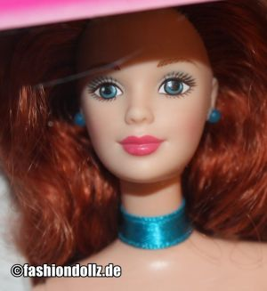 1998 Fashion Avenue Barbie #20782 Kay Bee Special Edition