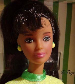 1998 Avon Exclusive - Lemon-Lime Sorbet Barbie #20318