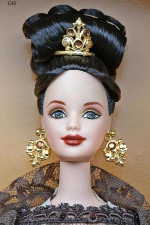 1998 Oscar de la Renta Barbie #20376 Limited Edition