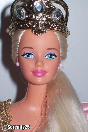 1998 Rapunzel Barbie #17646