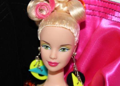 1998 Masquerade Gala Collection - Rendezvous Barbie #20647