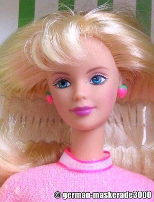 1998 Avon Exclusive - Strawberry Sorbet Barbie #20317