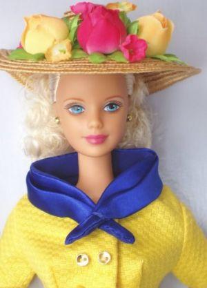 1998 City Seasons - Summer in San Francisco Barbie #19363