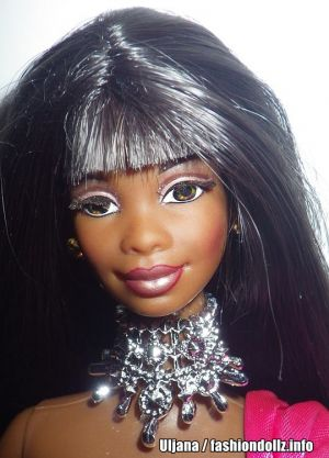 1998 Tangerine Twist Barbie #17860