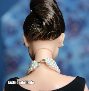 1998 Breakfast at Tiffanys -  Audrey Hepburn Barbie