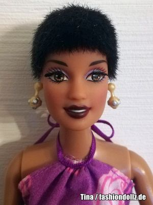 1998 Fashion Savvy Collection - Uptown Chic Barbie #19632